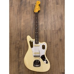 Fender Johnny Marr Jaguar®, Rosewood Fingerboard, Olympic White