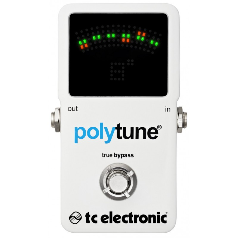TC-Electronic PolyTune™ 2 - Accordeur Chromatique