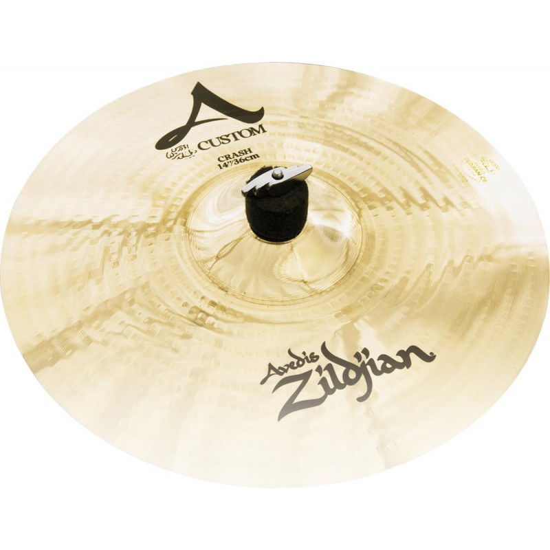"Zildjian 14"" Crash - A' Custom"