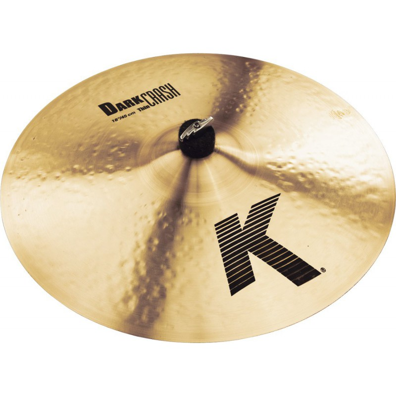 "Zildjian 18"" Dark Thin Crash - K' Serie"