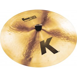 "19"" Dark Thin Crash - K' Serie"