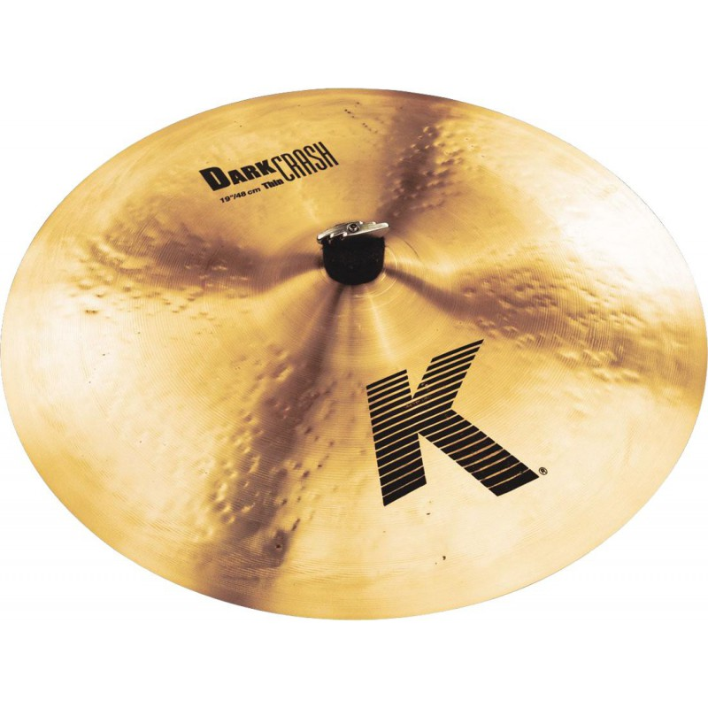 "Zildjian 19"" Dark Thin Crash - K' Serie"