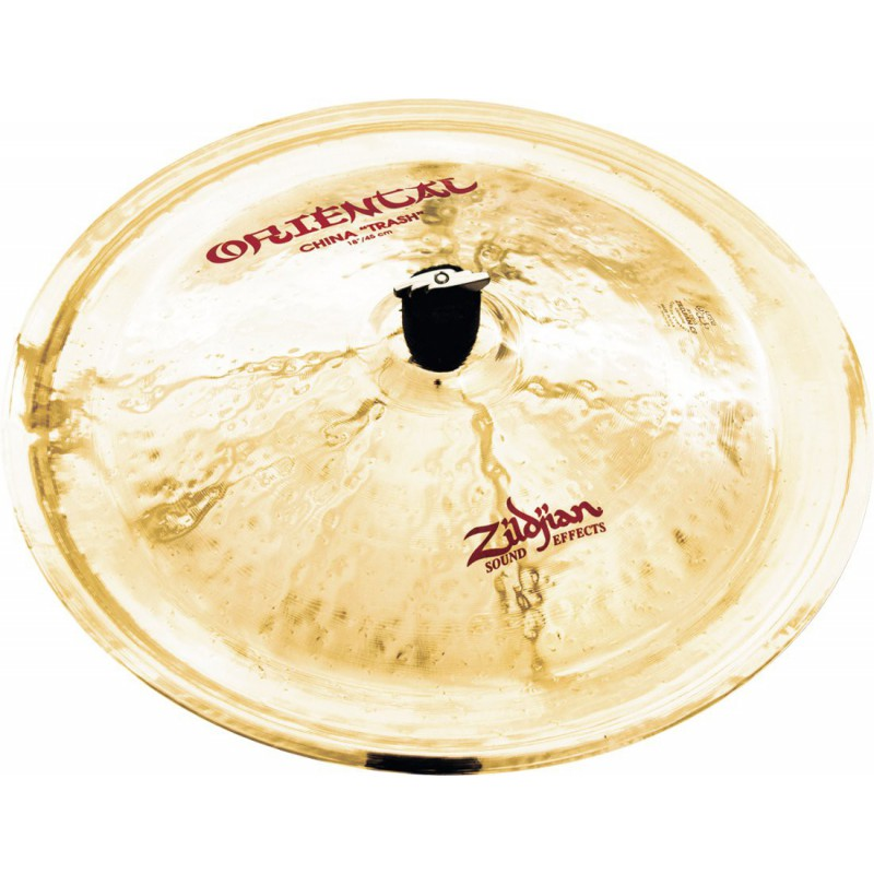 "Zildjian 18"" China Trash - Oriental Serie"