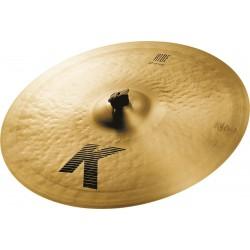 """Zildjian 20"""" Ride - K' Serie - Cymbale Batterie"""