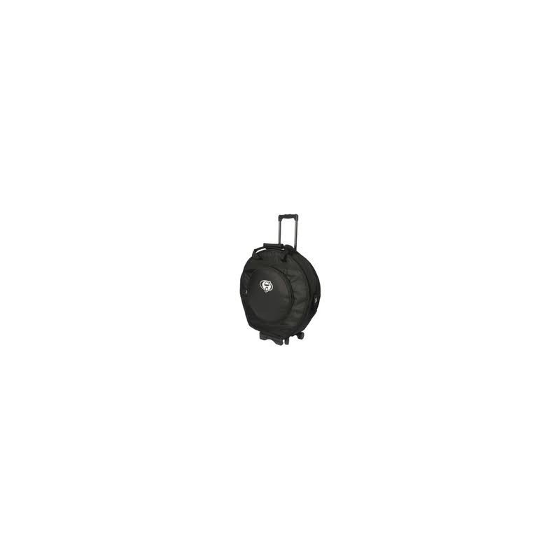 6021T - Etui/trolley cymbales deluxe 24""