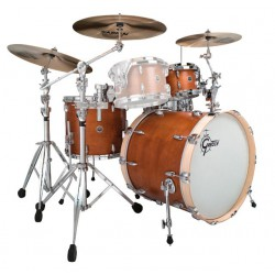 "Brooklyn Rock 22"" - 3 fûts - Satin Mahogany - GB-E823-SM"