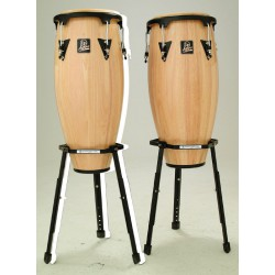 Latin Percussion Set de Congas Naturel - LPA646-AW