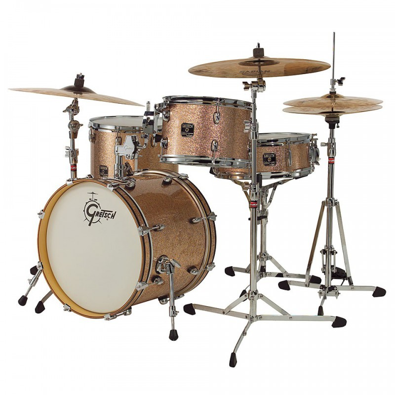 Gretsch Catalina Club Jazz - Copper Sparkle - CC-J484-COS