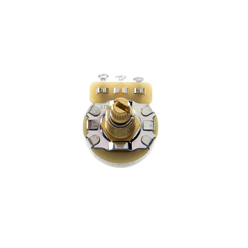 Historic Potentiometer 500k audio taper