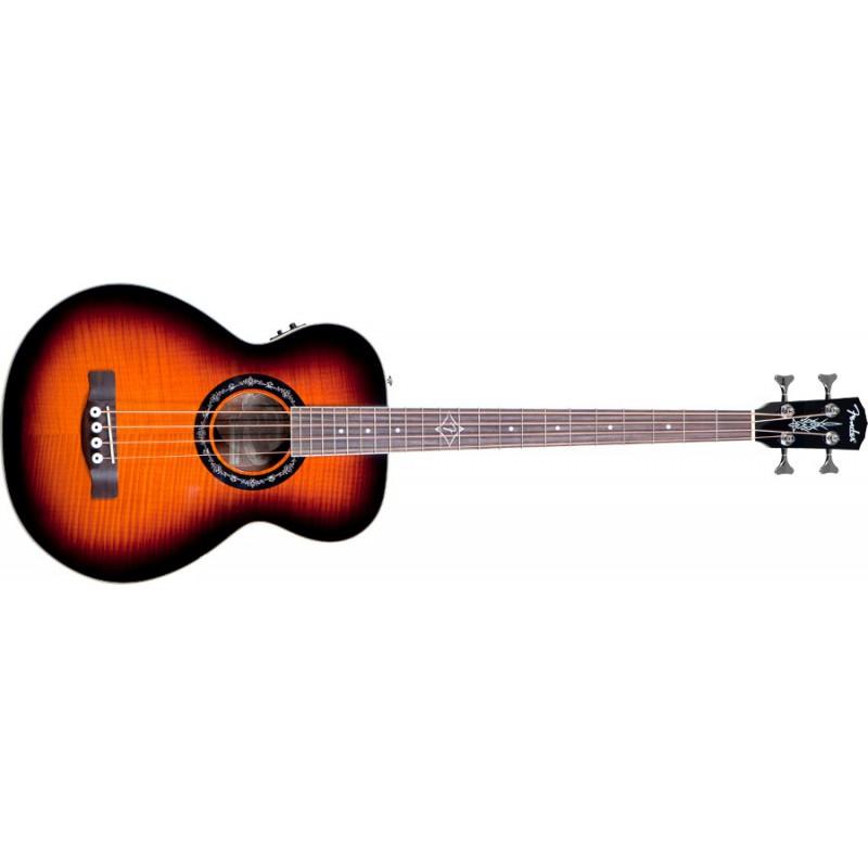 Fender T-Bucket Bass 3 Tone Sunburst - 096-8009-032