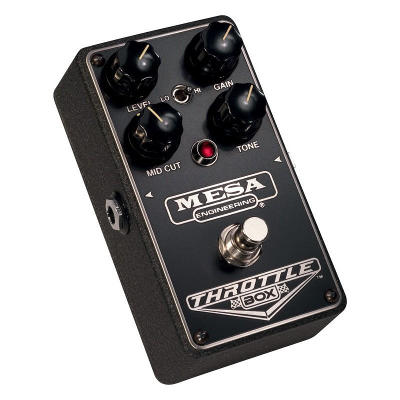 Mesa Boogie Throttlebox Pédale Distortion