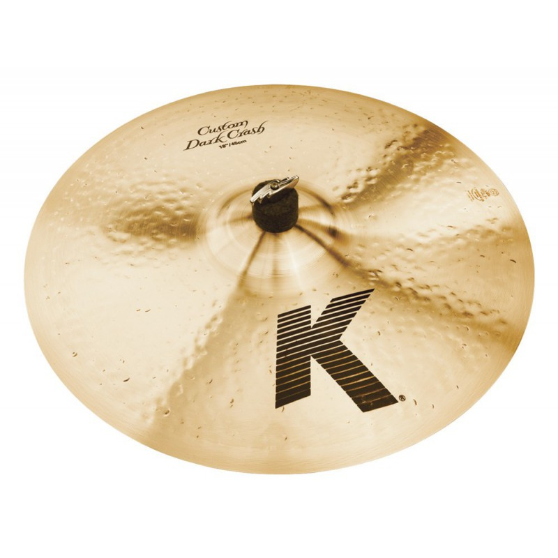 "Zildjian 18"" Dark Crash - K' Custom"