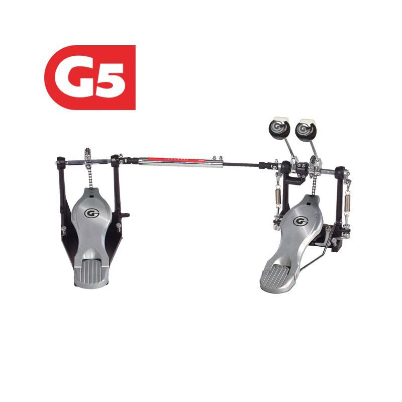 G5 Double - 5711DB - Pédale Double Grosse Caisse