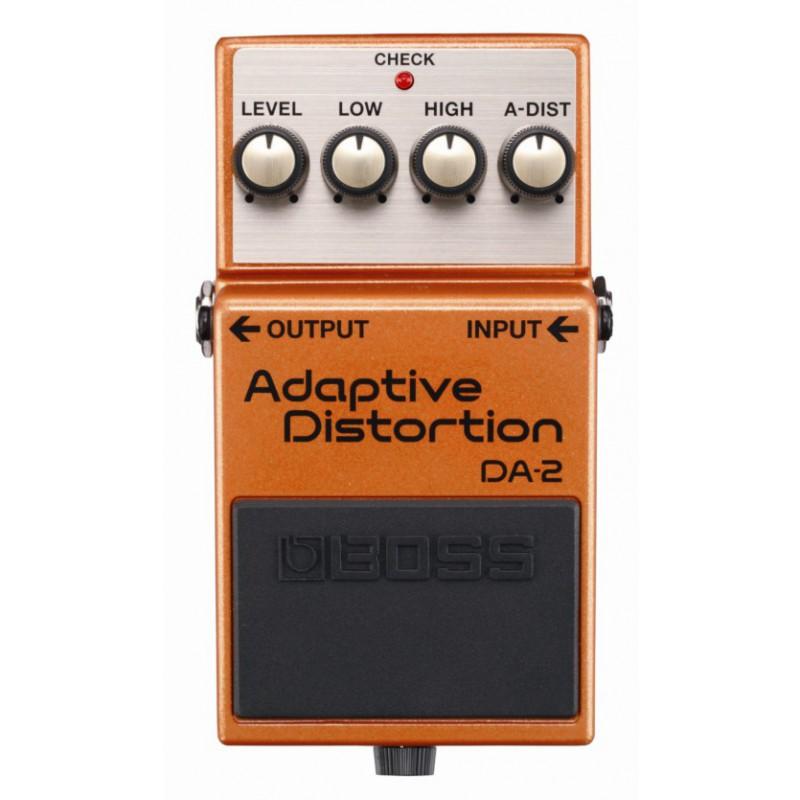 Bos DA-2 Adaptive Distortion Pédale Distortion