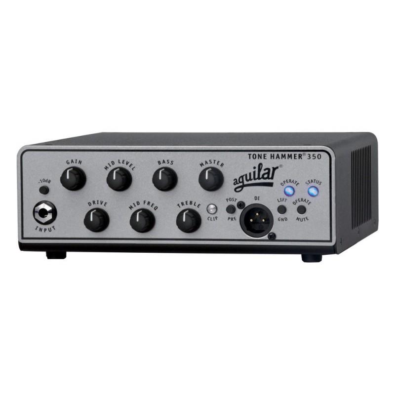 Aguilar Tone Hammer TH350 - Tête Ampli Basse 350 Watts