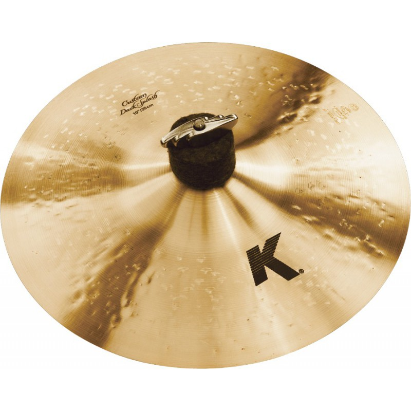 "Zildjian 10"" Dark Splash - K Custom"
