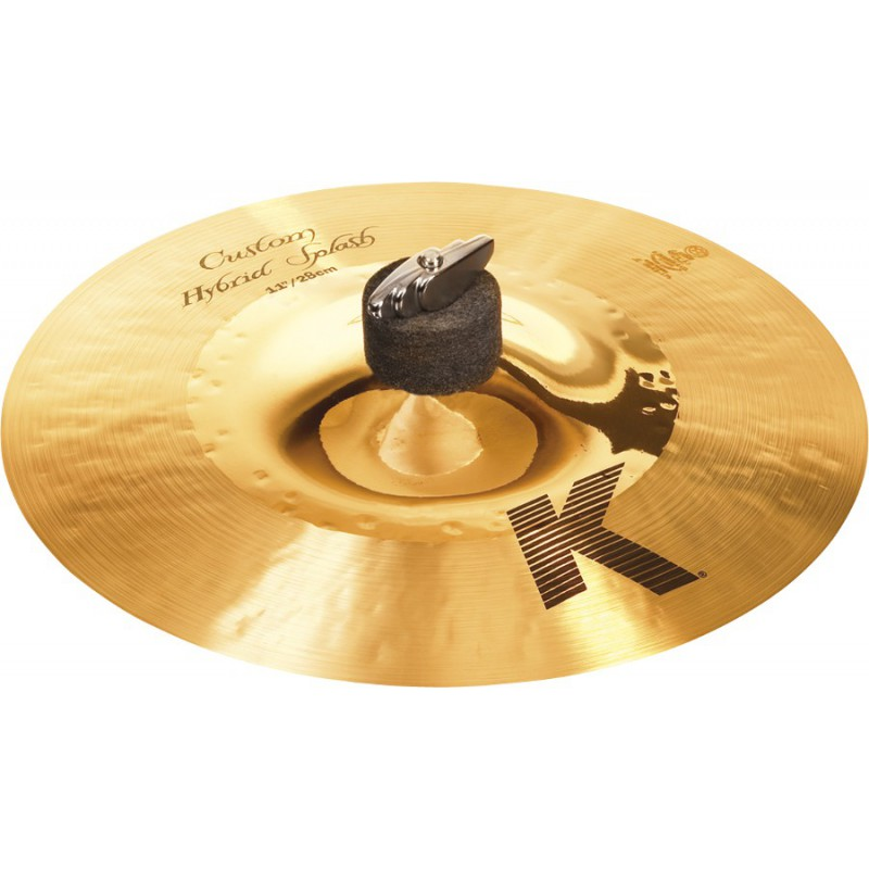 "Zildjian 11"" Hybrid - K Custom"
