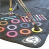 9022-01 - Pack de marqueurs numérotés pour tapis de batterie