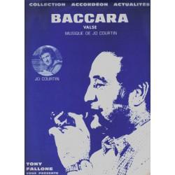 Baccara - Valse - J.COURTIN