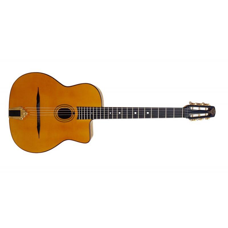 Jazz B Petite Bouche - Guitare Jazz Manouche