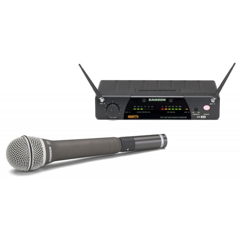 Airline 77 Micro - Ensemble UHF Microphone E1