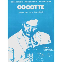 Edition Fallone Cocotte - T.FALLONE - Partition Accordéon