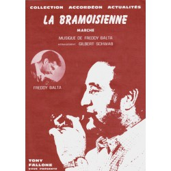 Edition Fallone La Bramoisienne - F.BALTA - Partition Accordéon