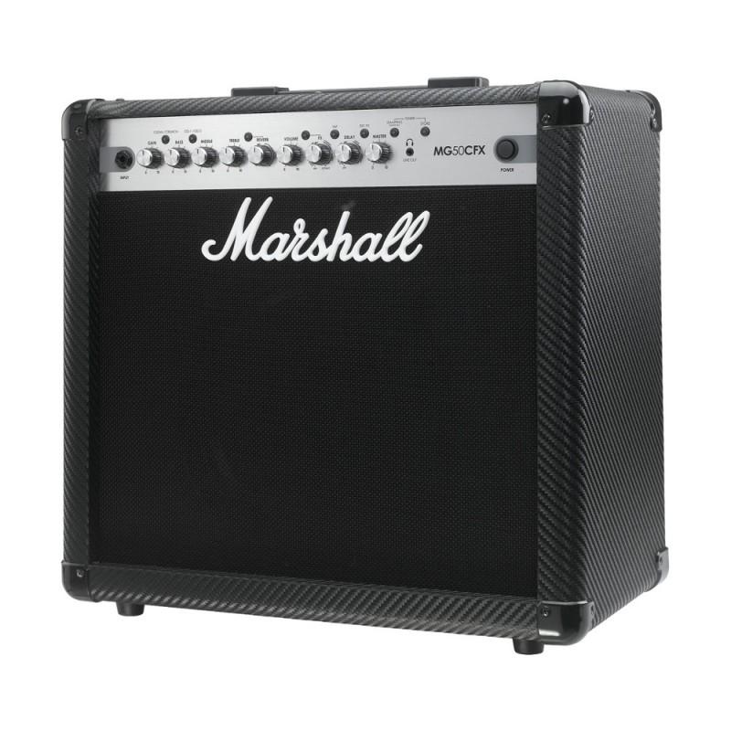 Marshall MG50CFX - Ampli Combo Guitare FX 50 Watts