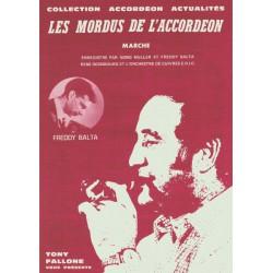 Les mordus de l'accordéon - F.BALTA