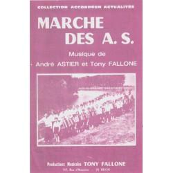 Marche des As - A.ASTIER-T.FALLONE