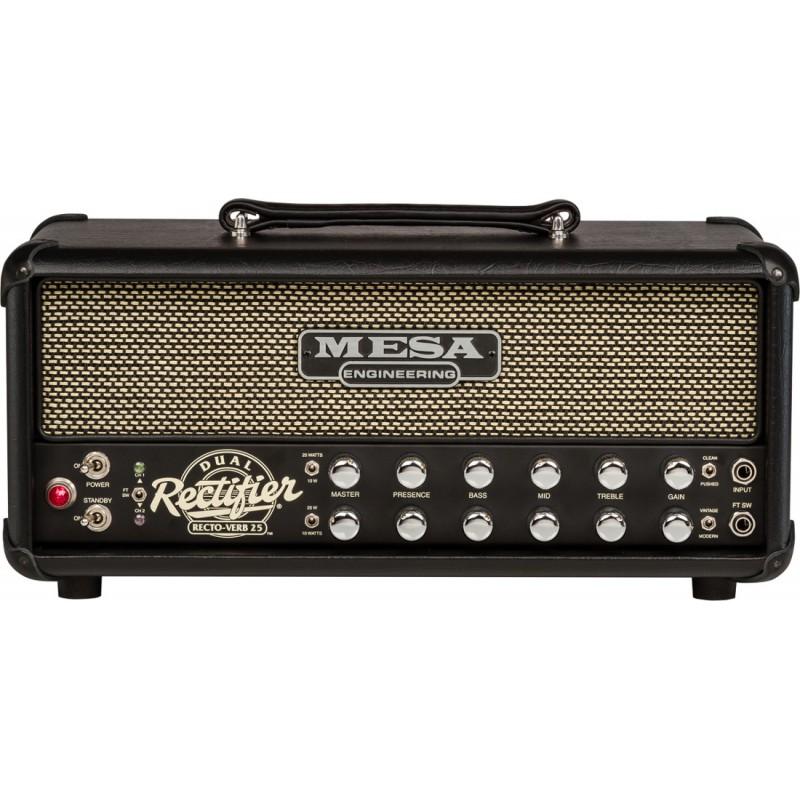Mesa Boogie Recto-Verb 25 - Tête 10/25 Watts