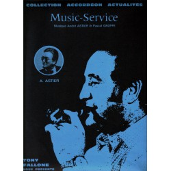 Music Service - A.ASTIER - P.GROFFE