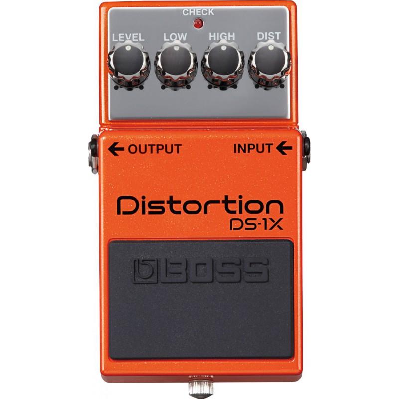 Boss DS-1X Pédale Distortion