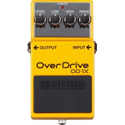 OD-1X - Overdrive