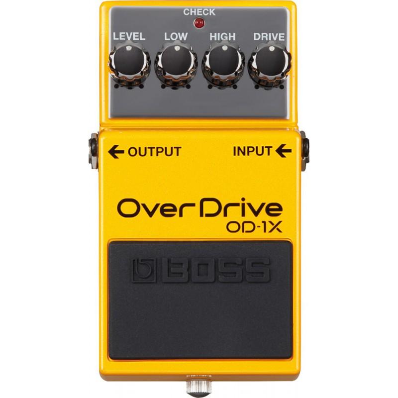 Boss OD-1X Pédale Overdrive