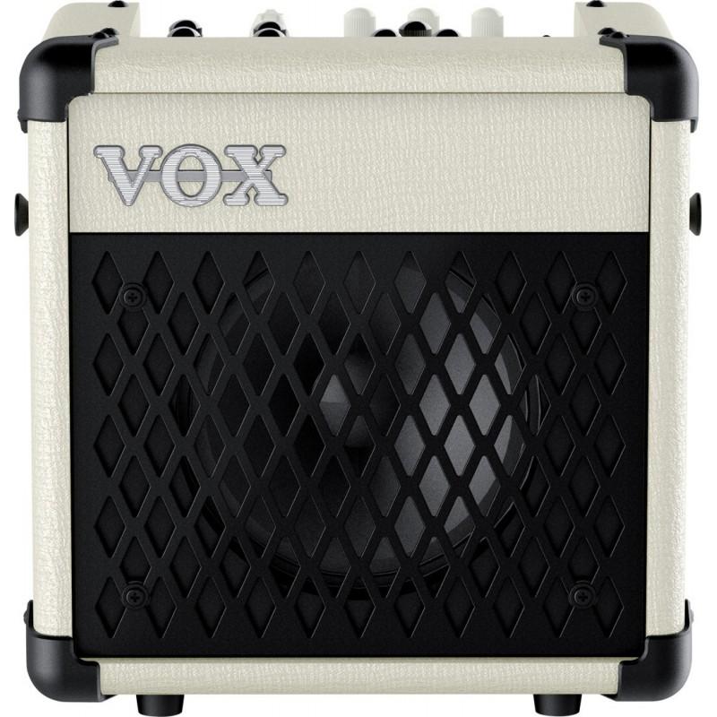 "Vox Mini 5 IV - Combo 1x6,5"" 5 Watts Ivoire"