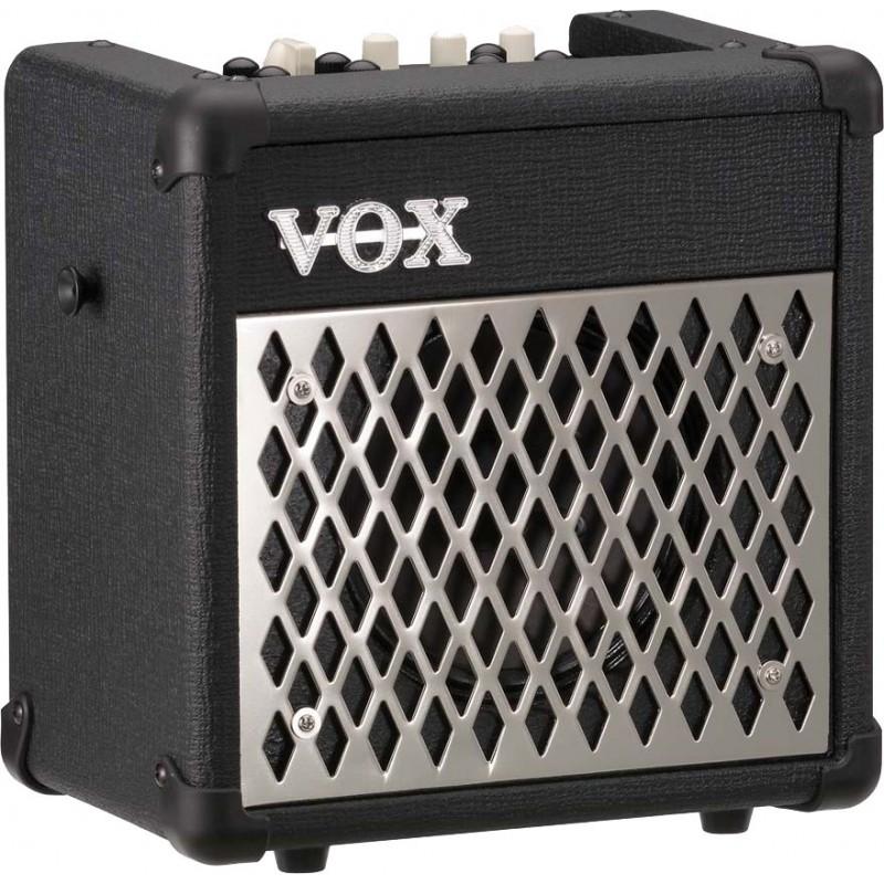 "Vox Mini 5 - Ampli Combo Guitare 1x6,5"" 5 Watts Noir"