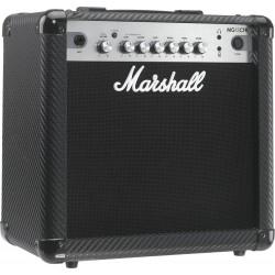 Marshall MG15CFR - Ampli Combo Guitare 15 watts avec réverb