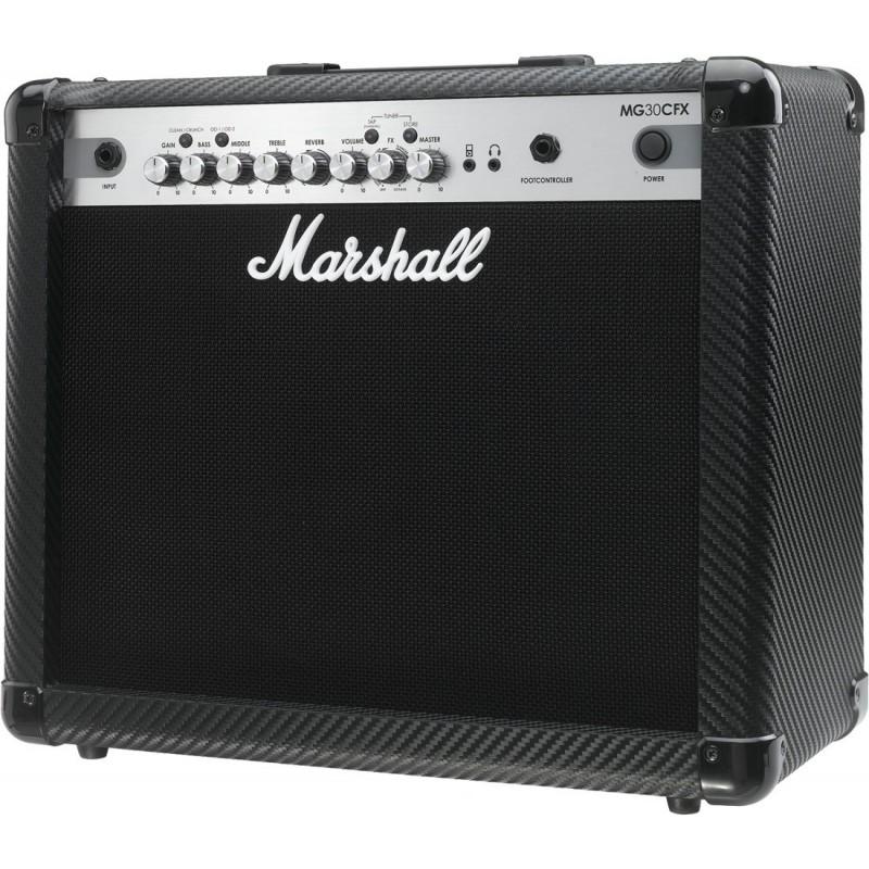 Marshall MG30CFX - Ampli Combo Guitare FX 30 watts