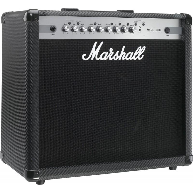 Marshall MG101CFX - Ampli Combo Guitare 100 Watts