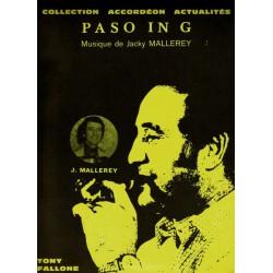 Paso in G - J.MALLEREY