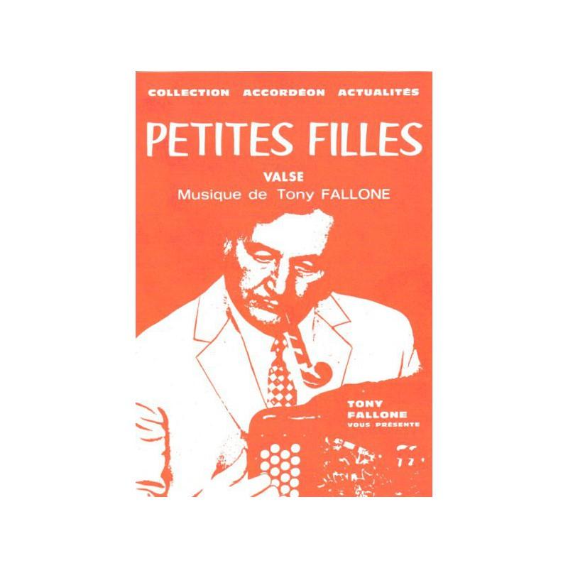 Edition Fallone Petites Filles - T.FALLONE - Partition Accordéon