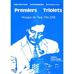 Premiers Triolets - T.FALLONE