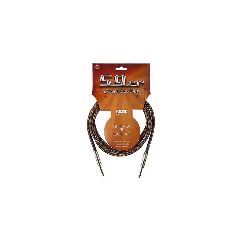 VIN-0300 Vintage '59 Câble Guitare 3 Mètres