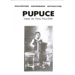 Pupuce - TONY FALLONE