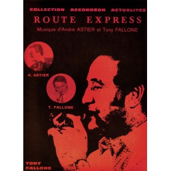 Route Express - A.ASTIER-T.FALLONE