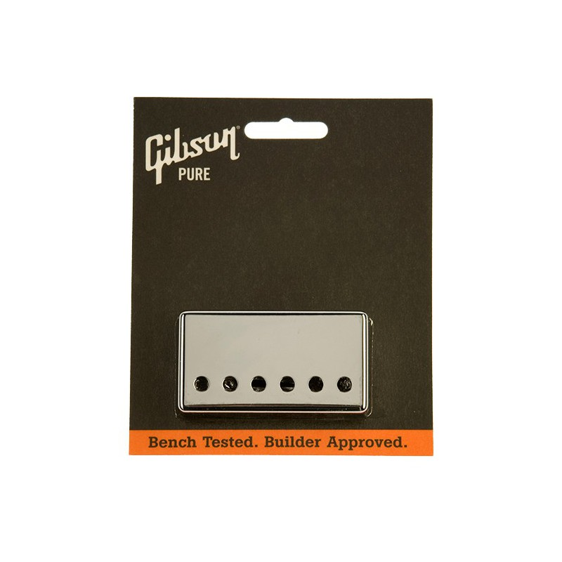 Cache Micro Humbucker Cover Bridge - Chrome