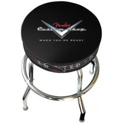 """Barstool 24"""" Fender Custom Shop Pinstripe - Tabouret"""