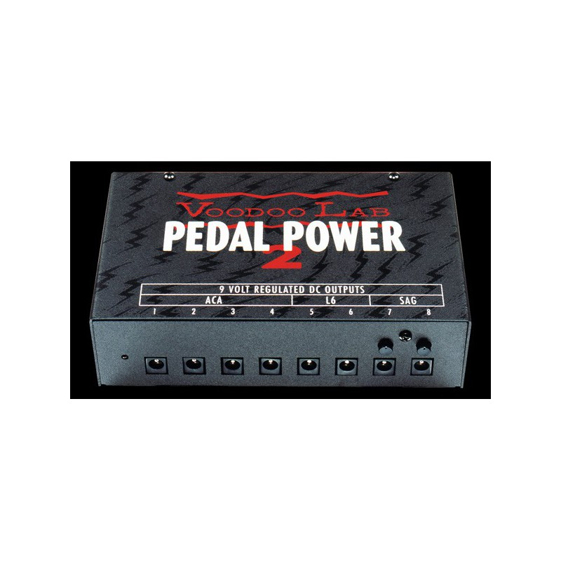 Pedal Power 2+ - Alimentation multi-sorties