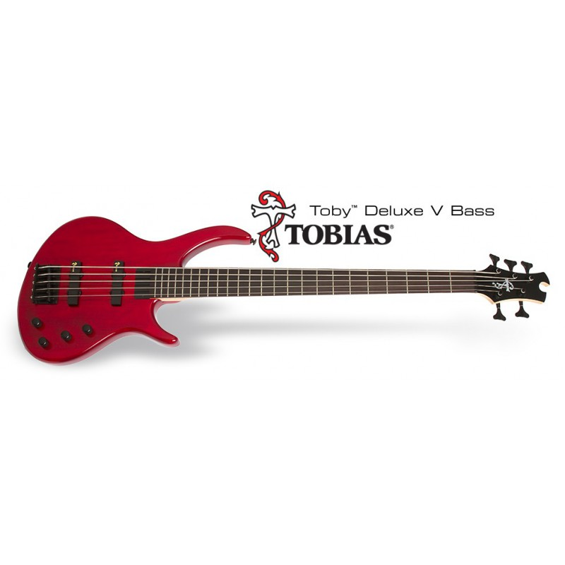 Toby™ Deluxe V - Trans Red
